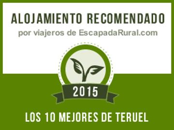 Top 10 mejores alojamientos de Teruel